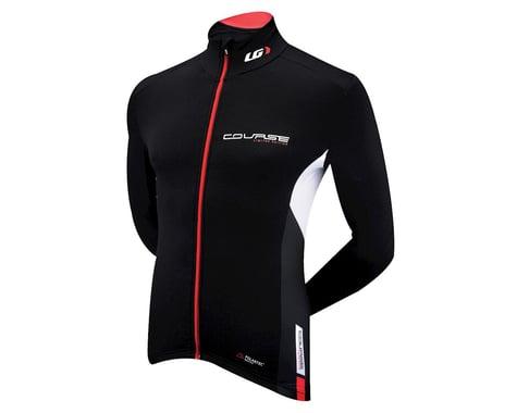 Louis Garneau Course WindPro Long Sleeve Jersey (Black) (Xxxlarge)