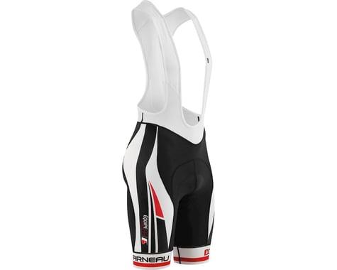 Louis Garneau Equipe Bib Shorts (Black/Red)