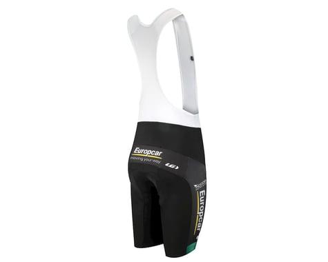Louis Garneau Europcar Replica Bib Shorts (Black / Green)