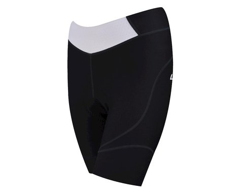 Louis Garneau Women's Elev Shorts - Performance Exclusive (Black) (Xxlarge)