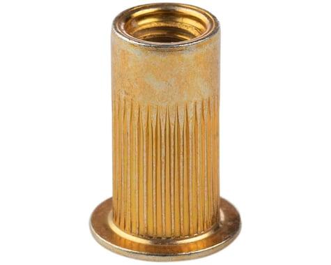Marson 5mm Rivet-Nut Zinc Plated Steel Sold Each