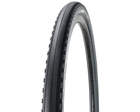 Maxxis Receptor Tubeless Gravel Tire (Black) (650b) (47mm)