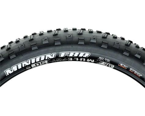 """Maxxis Minion FBR Tubeless Fat Bike Tire (Black) (26"""") (4.0"""")"""