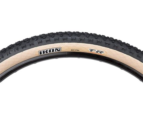 "Maxxis Ikon Tubeless XC Mountain Tire (Light Tan Wall) (29"") (2.2"")"