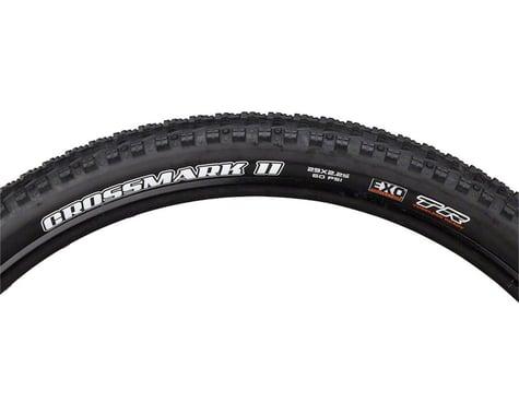 "Maxxis Crossmark II Tubeless Mountain Tire (Black) (29"") (2.25"")"