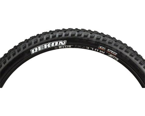 "Maxxis Rekon+ Tubeless Mountain Tire (Black) (27.5"") (2.8"")"