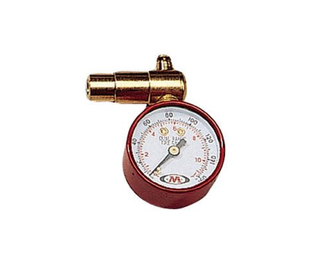 Meiser AccuGage Tire Pressure Dial Gauge (Schrader)