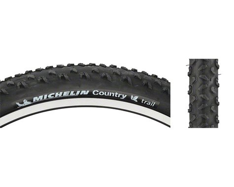 "Michelin Country Trail Mountain Tire (Black) (26"") (2.0"")"