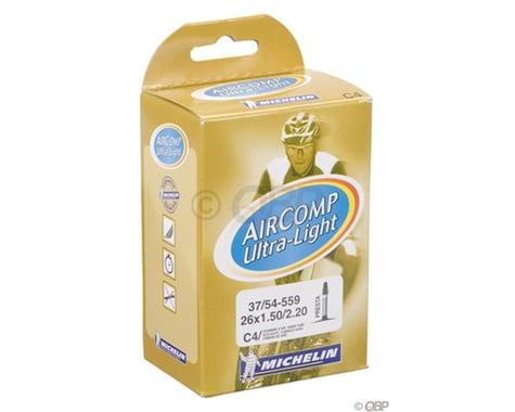 """Michelin 26"""" AirComp Ultra Light Inner Tube (Presta) (1.6 - 2.1"""") (40mm)"""