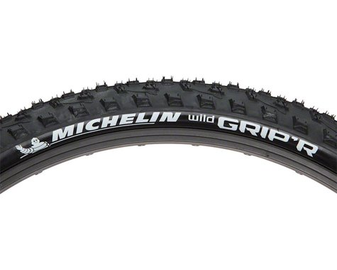 Michelin Wild Grip'r 2 Tire (Black)