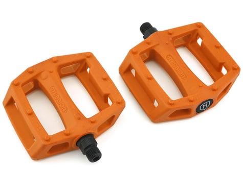 Mission Impulse PC Pedals (Orange)