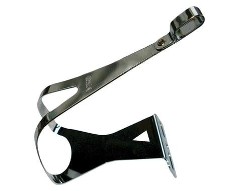 MKS Deep Steel Toe Clips (Chrome) (XL)