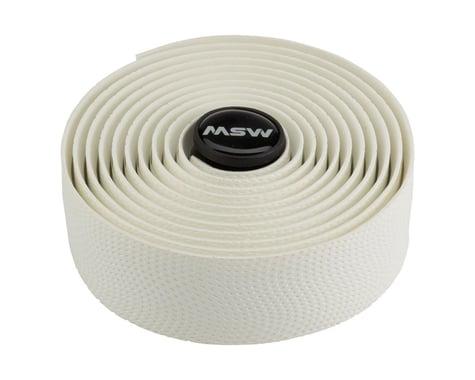 MSW Anti-Slip Gel Handlebar Tape -  HBT-210, White