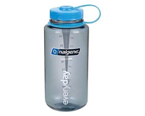 Nalgene Wide Mouth Water Bottle (Gray) (32oz)