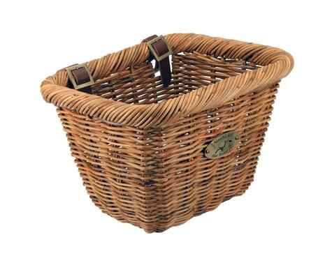 Nantucket Bike Basket Co. Cisco Rectangular Basket