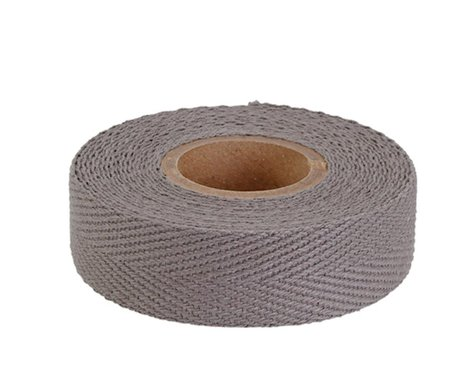Newbaum's Cotton Cloth Handlebar Tape (Dark Grey) (1)
