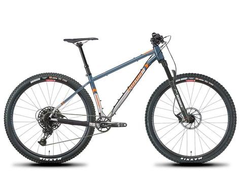 Niner 2020 SIR 9 2-STAR Hardtail Mountain Bike (Slate Blue/Orange)