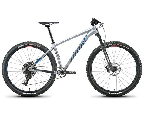 Niner 2020 AIR 9 2-Star RS Hardtail Mountain Bike (Silver/Baja Blue)