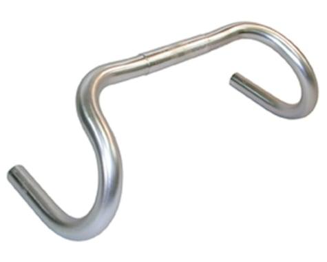 Nitto B135 Randonneur Bar (Silver) (25.4mm) (45cm)