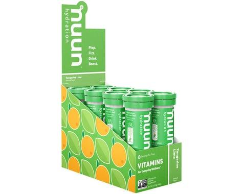 Nuun Vitamin Hydration Tablets (Tangerine Lime) (8 Tubes)