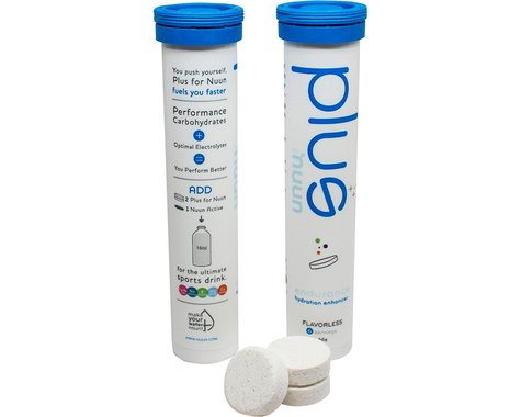 Nuun Plus for Nuun - Single Tube (6 Serving) (Clear)