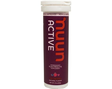 Nuun Active Hydration Tablets - Single Tube (10 servings) (Berry)