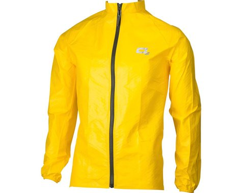 O2 Rainwear Element Series Rain Jacket (Yellow)