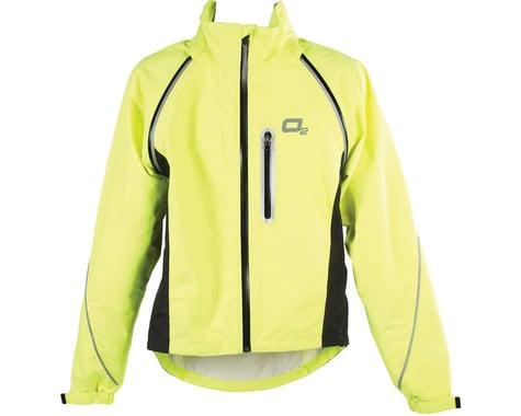 O2 Rainwear Nokomis Rain Jacket (Yellow) (M)