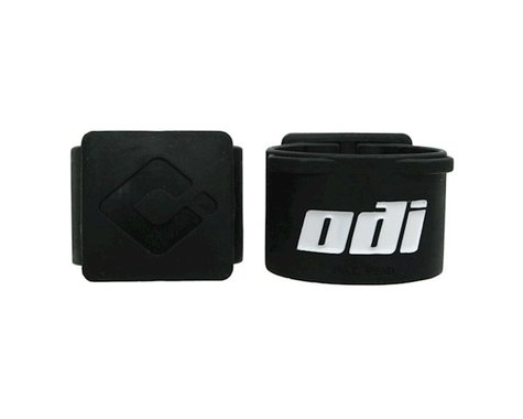 ODI Lock-On Fork Bumpers (Black) (40mm)