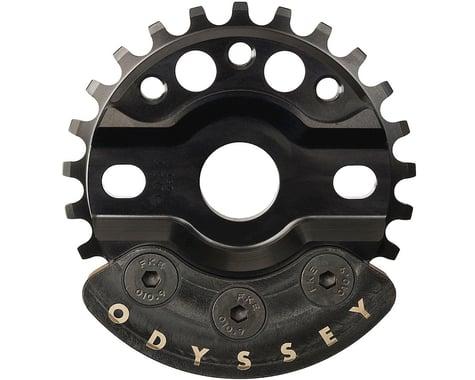 Odyssey Halfbash Sprocket (Black)