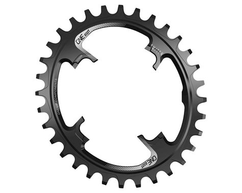 OneUp Components Switch Oval Chainring (Black)