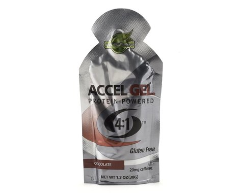Pacific Health Labs Accel Gel (Chocolate) (24 | 1.3oz Packets)