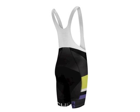 Panache Cyclewear Co Grand Prix Bib Shorts (Black/Purple)