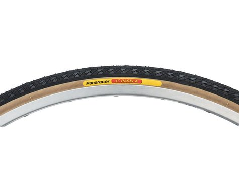 "Panaracer Pasela Road Tire (Tan Wall) (27"") (1"")"