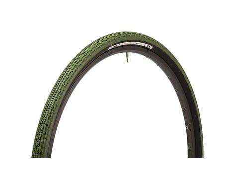 Panaracer Gravelking SK Tubeless Gravel Tire (Military Green/Black)