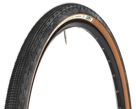 Panaracer Gravelking SK Tubeless Gravel Tire (Black/Brown) (700c) (50mm)