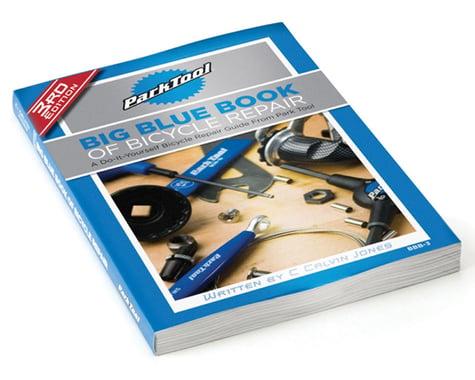 Park Tool Big Blue Book Bicycle Repair & Maintenance Guide (3rd Edition)