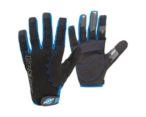 Park Tool Mechanic's Gloves (Black/Blue) (2XL)