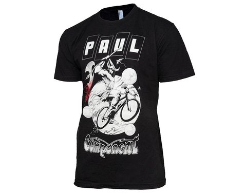 Paul Components Barbarian T-Shirt (Black) (L)