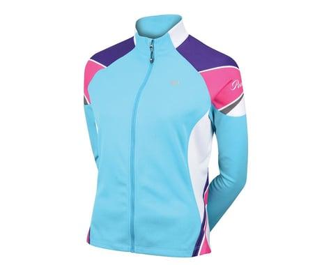 Pearl Izumi Women's Elite Thermal Long Sleeve Jersey (Bri Blu)