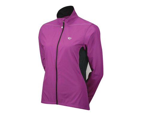 Pearl Izumi Women's Select Thermal Barrier Jacket (Purple)