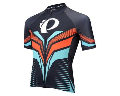 Pearl Izumi Elite Pursuit Short Sleeve Jersey - Performance Exclusive (Black/Orange)