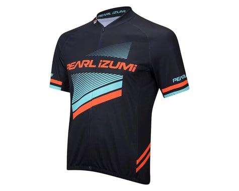 Pearl Izumi Select LTD Short Sleeve Jersey - Performance Exclusive (Black/Orange)