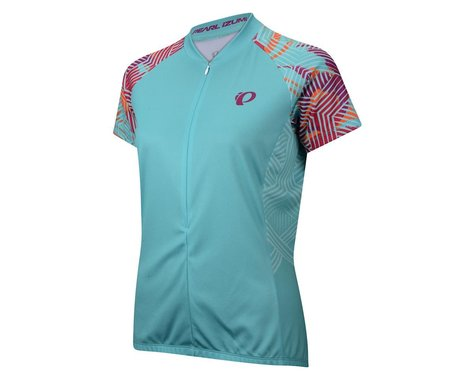Pearl Izumi Women's Select Short Sleeve Jersey - Performance Exclusive (Grey)