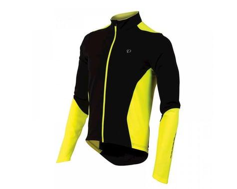 Pearl Izumi Select Thermal Long Sleeve Jersey (Black/Yellow) (Medium)