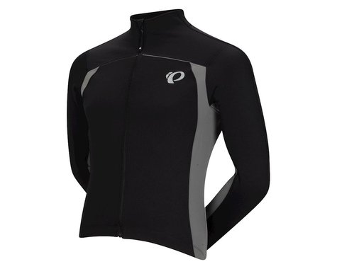 Pearl Izumi P.R.O. Pursuit Thermal Long Sleeve Jersey (Black)