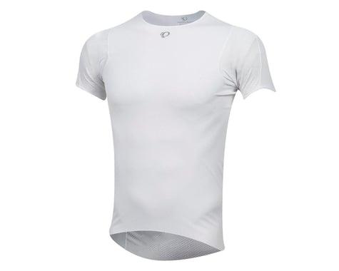Pearl Izumi Transfer Short Sleeve Base Layer (White)