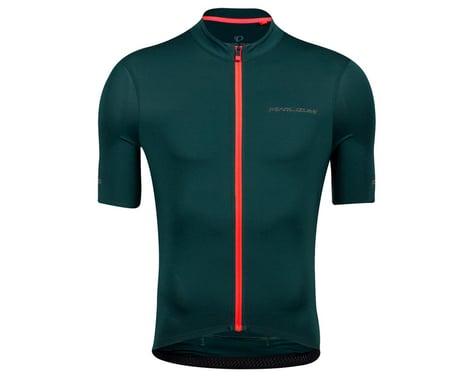 Pearl Izumi Pro Short Sleeve Jersey (Pine/Atomic Red) (XL)