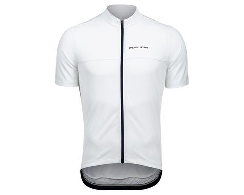 Pearl Izumi Quest Short Sleeve Jersey (White/Navy)
