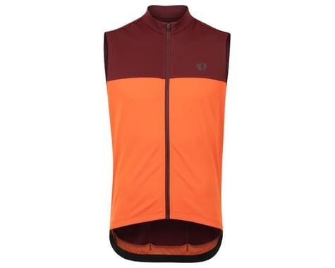Pearl Izumi Men's Quest Sleeveless Jersey (Orange/Redwood) (S)